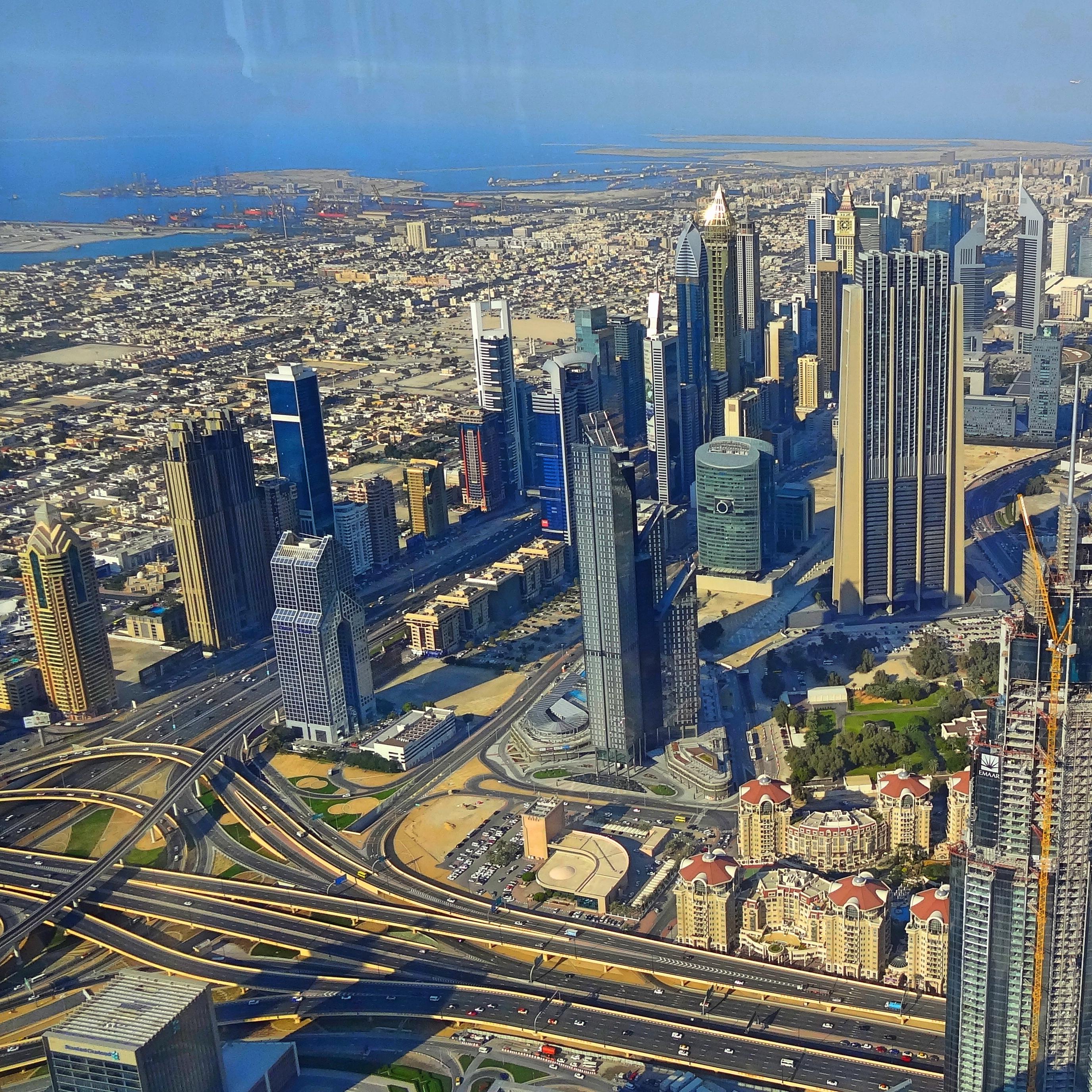 AngelLovesDreams Dubai Dubaj Burj Khalifa Burdż Kalifa podróż_12