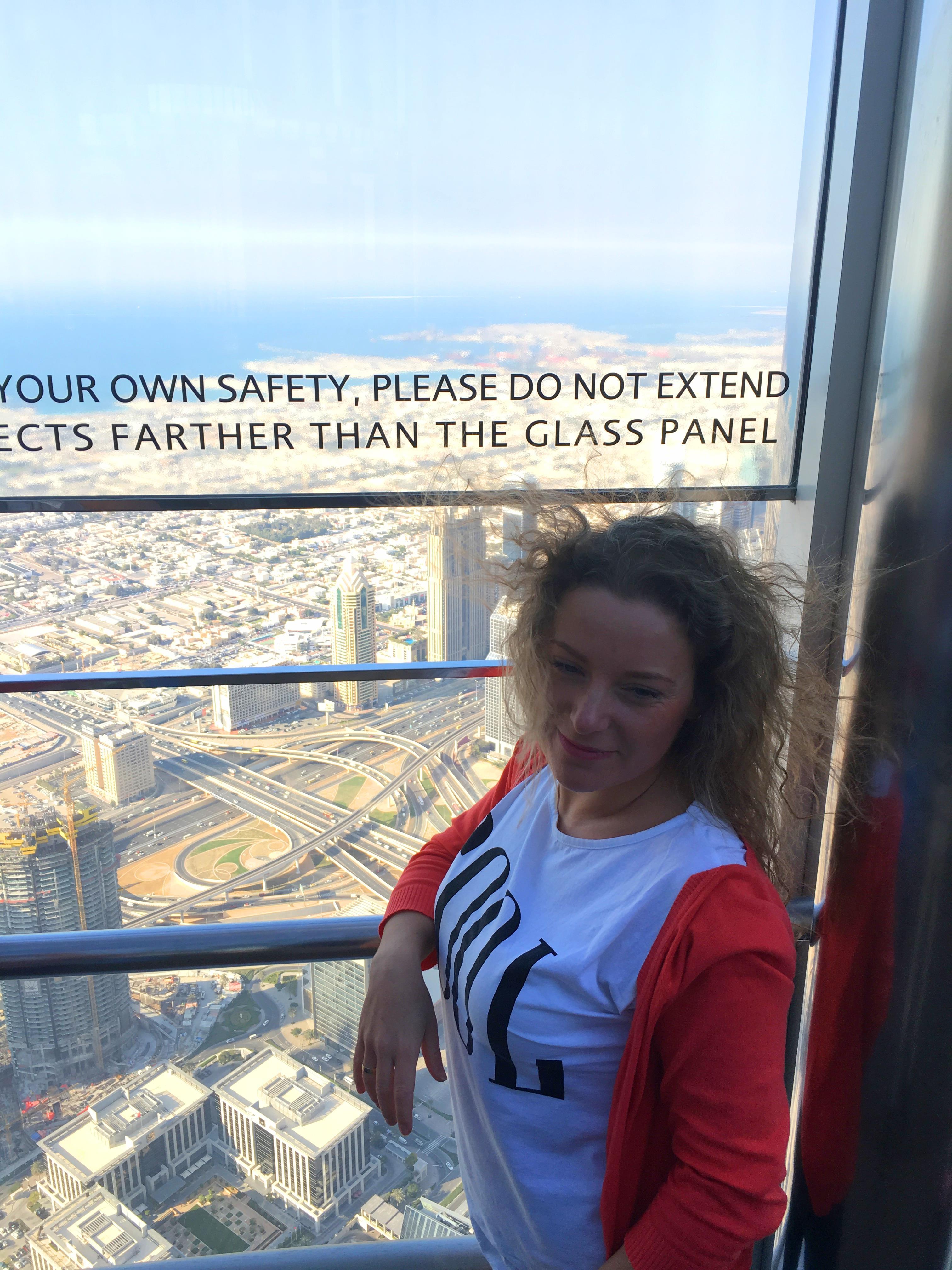 AngelLovesDreams Dubai Dubaj Burj Khalifa Burdż Kalifa podróż_16
