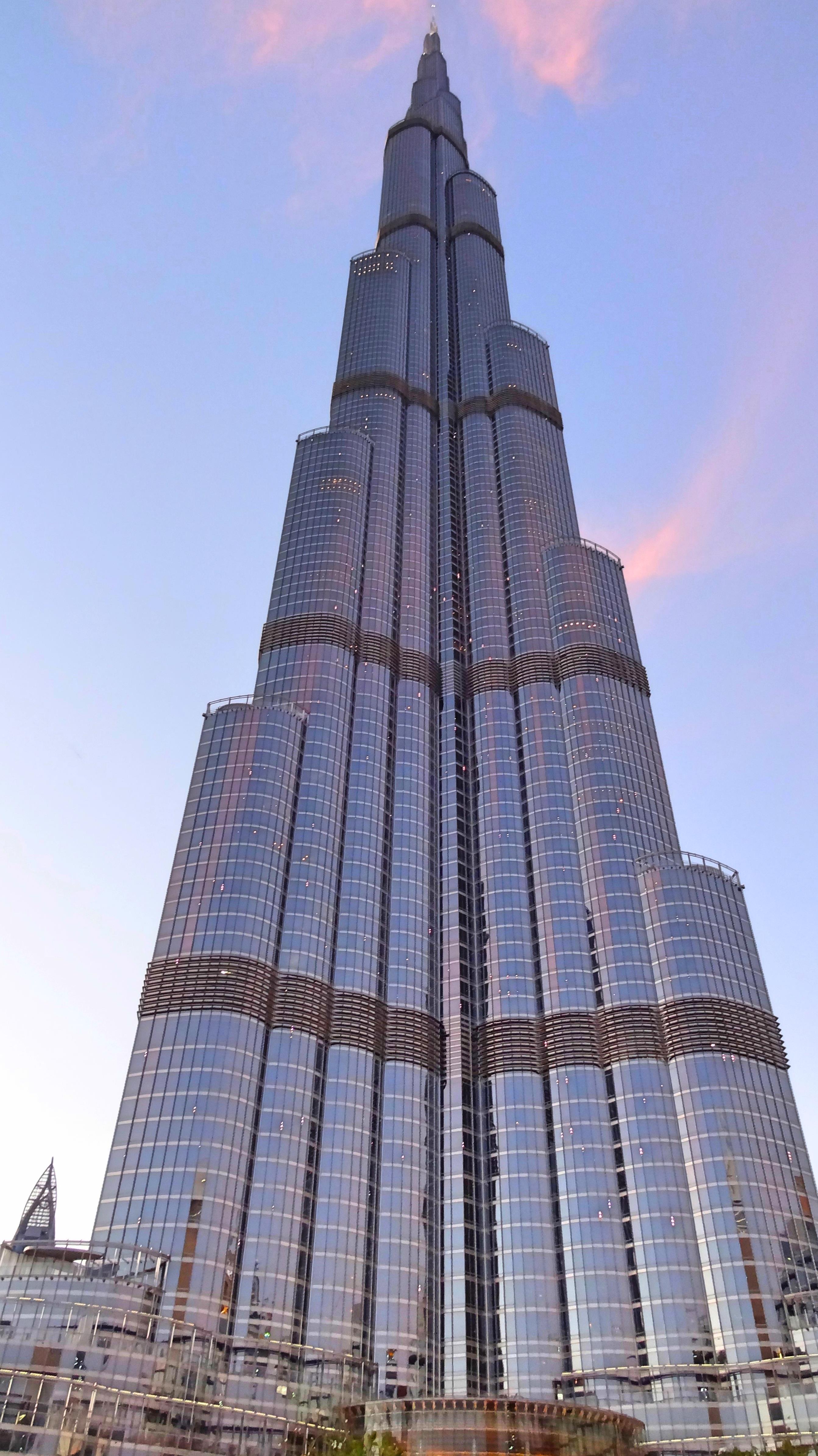 AngelLovesDreams Dubai Dubaj Burj Khalifa Burdż Kalifa podróż_1