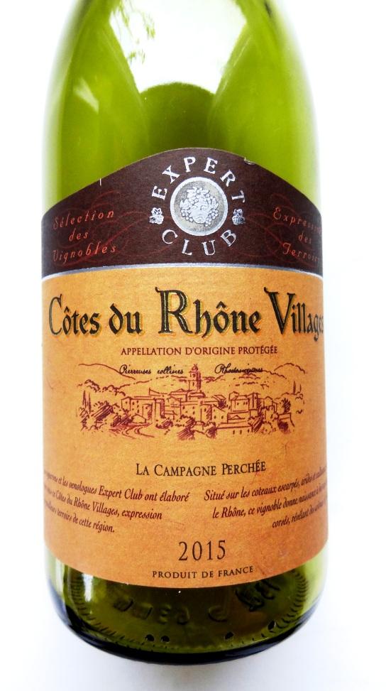 francuskie wino czerwone wytrawne shiraz syrah grenache cote du rhone angellovesdreams_2