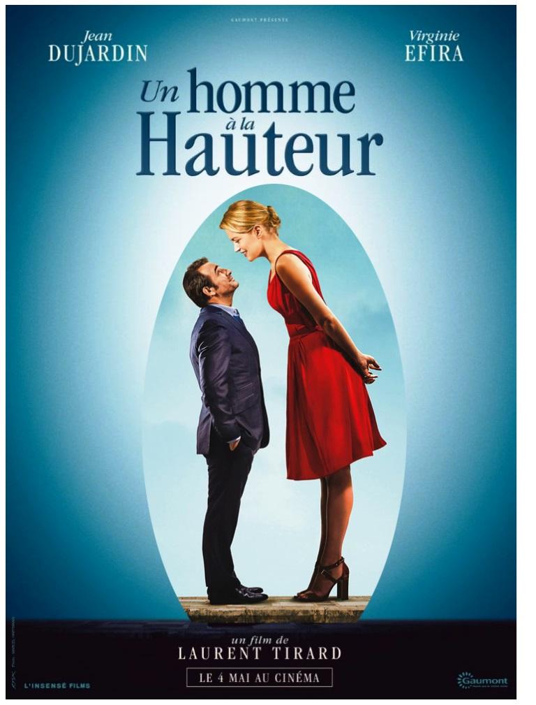 Francuskie komedie idealne na wieczór film Facet na miarę Un homme à la hauteur 2016 angellovesdreams