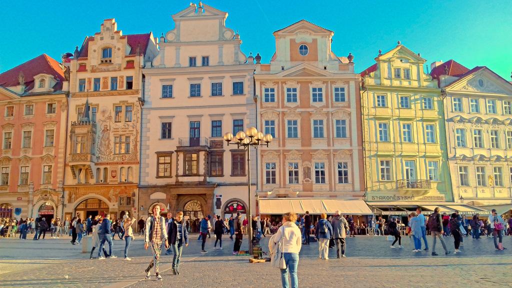 Weekend w Pradze wycieczka Praga Praha AngelLovesDreams stare miasto