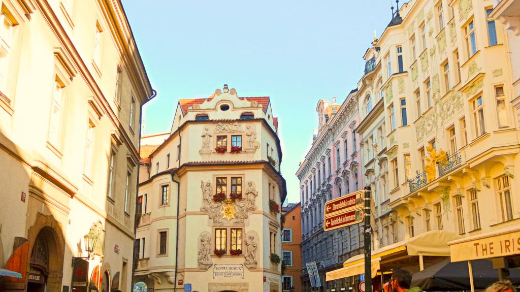 Weekend w Pradze wycieczka Praga Praha AngelLovesDreams rynek stare miasto