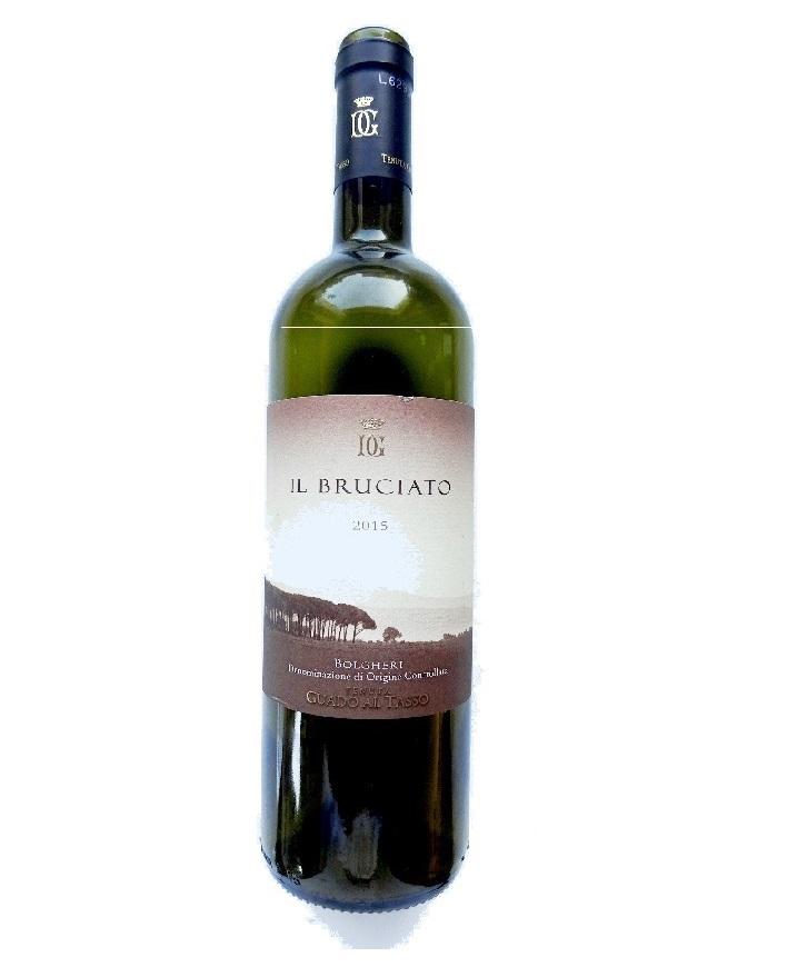włoskie wino czerwone wytrawne cabernet sauvignon merlot syrah il bruciato marchesi antinori 5