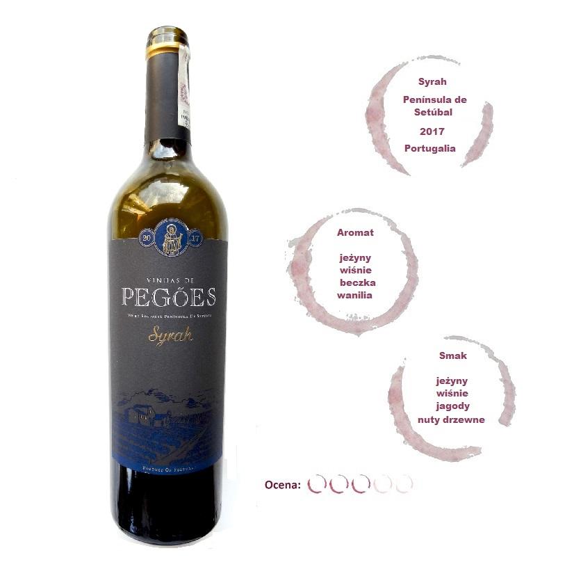 portugalskie wino czerwone wytrawne pegoes syrah shiraz wine angellovesdreams (4)