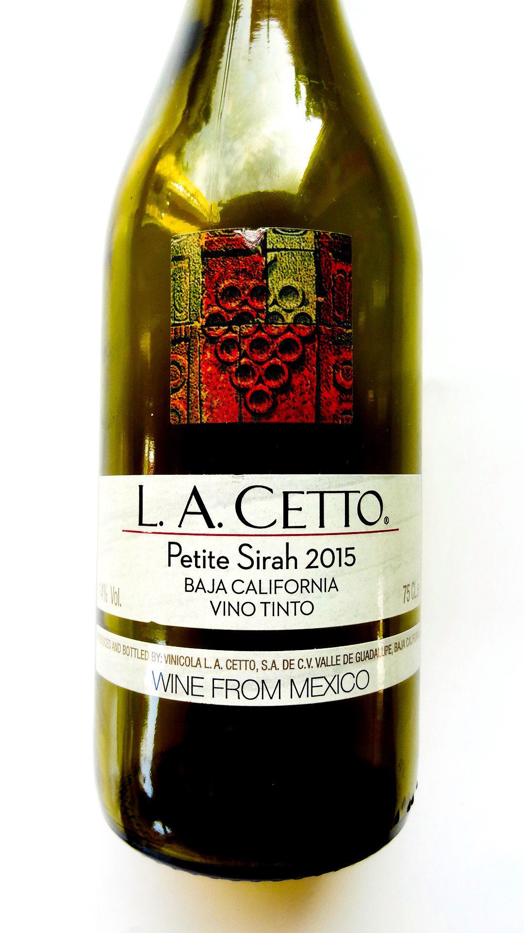 meksykańskie wino czerwone wytrawne la cetto petit syrah wine angellovesdreams__