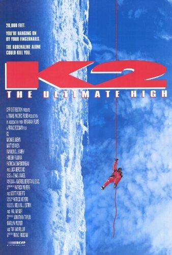 K2 everest Najlepsze filmy na zimę - akcja, góry, wspinaczka alpinizm angellovesdreams