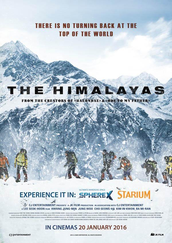 TheHimalayas himallayah Najlepsze filmy na zimę - akcja, góry, wspinaczka alpinizm angellovesdreams