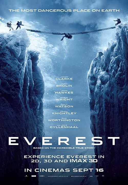 everest Najlepsze filmy na zimę - akcja, góry, wspinaczka alpinizm angellovesdreams