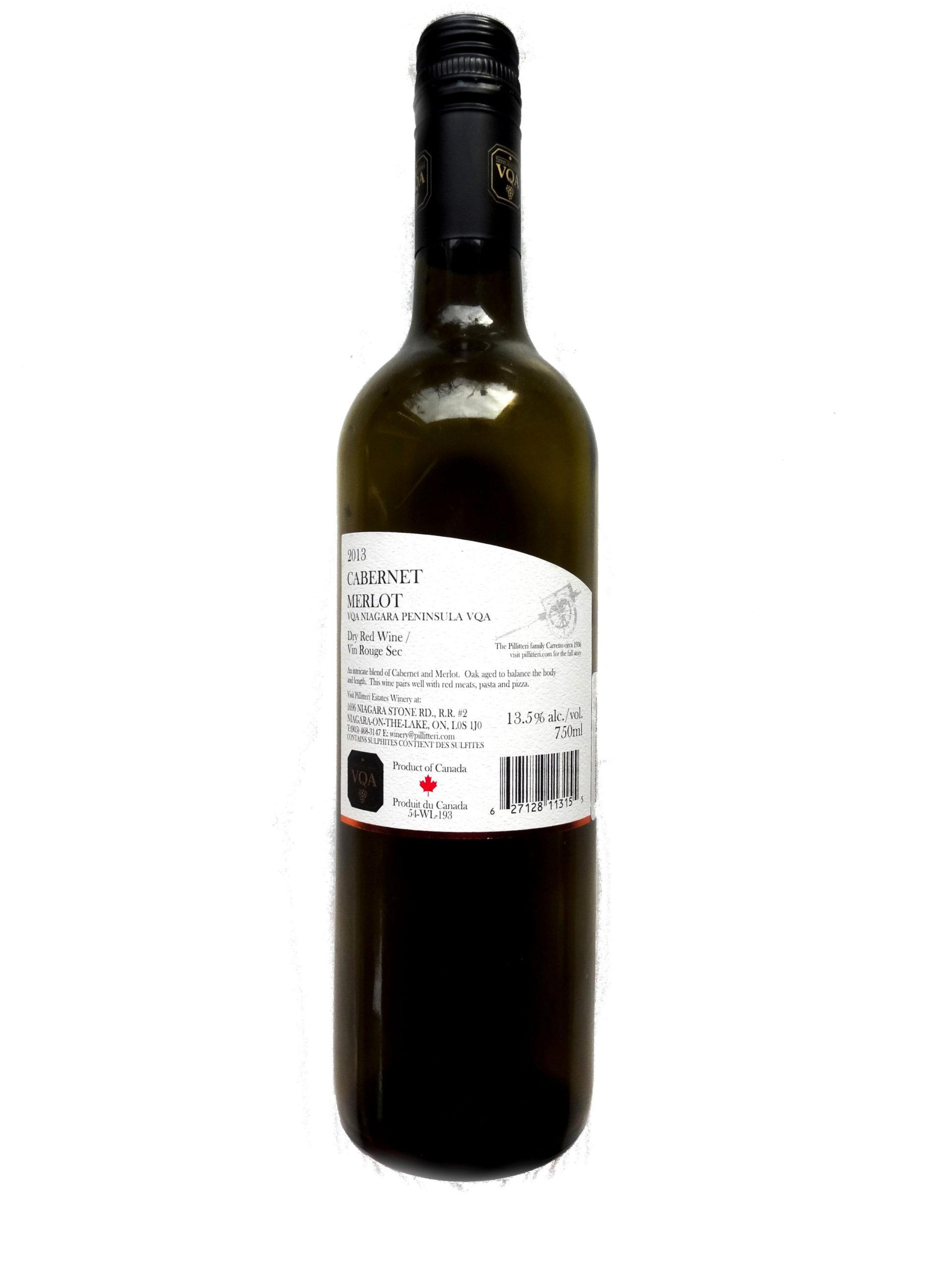 kanadyjskie wino czerwone wytrawne wytrawne pillitteri wine angellovesdreams etykieta